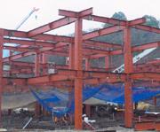 鋼構造物製造事例紹介